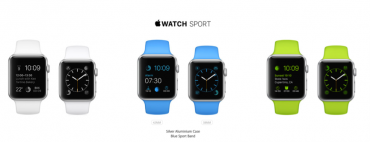 Apple Watch - Sports Range